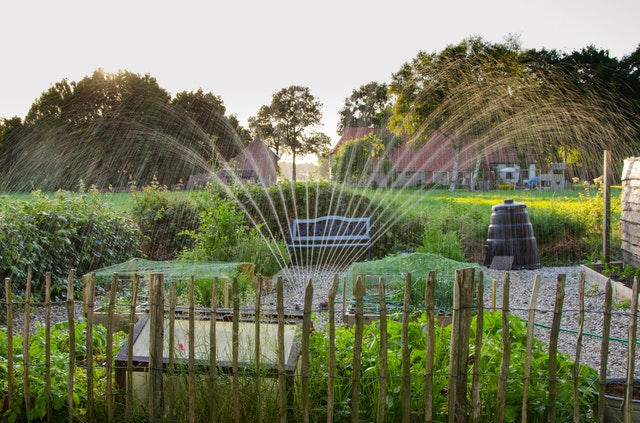 How to find the right sprinklers for your garden!